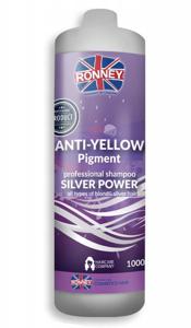 Szampon  Ronney ANTI YELLOW  neutralizujący żółte tony 1000 ml