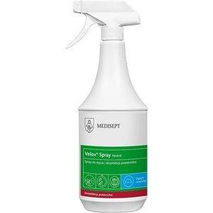 Płyn do dezynfekcji Velox spray 1000ml