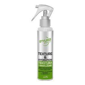 Spray do włosów Joanna STYLING effect  tekstura i nawilżenie 150ml