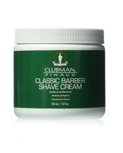 Krem do golenia Clubman Barber Shave Cream 453g