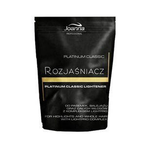 Rozjasniacz Joanna Platinum Classic 450g