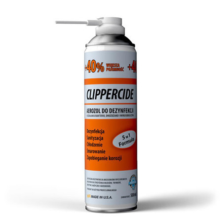 Barbicide Clippercide Spray do dezynfekcji maszynek 500ml