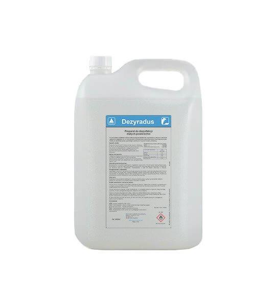 Dezyradus Alpinus Medica Płyn do dezynfekcji 5000 ml