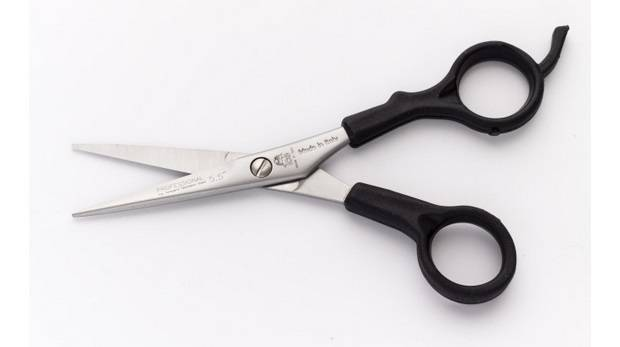"""Nożyczki fryzjerskie ICE Accademy Ergo Line 5,5"""" (TR/755/5,5)"""
