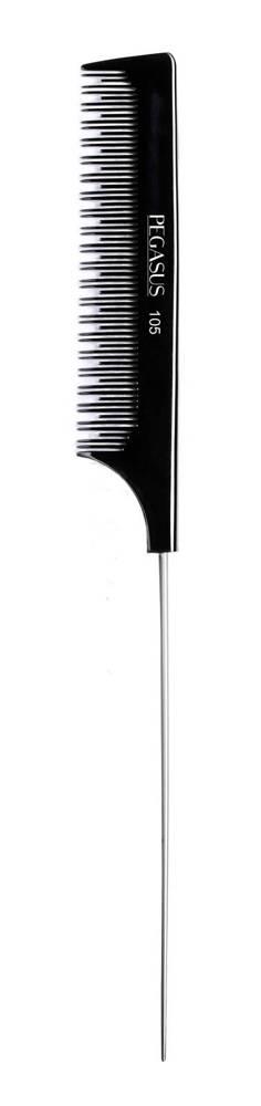 PEGASUS 105 Grzebień fryzjerski kauczukowy