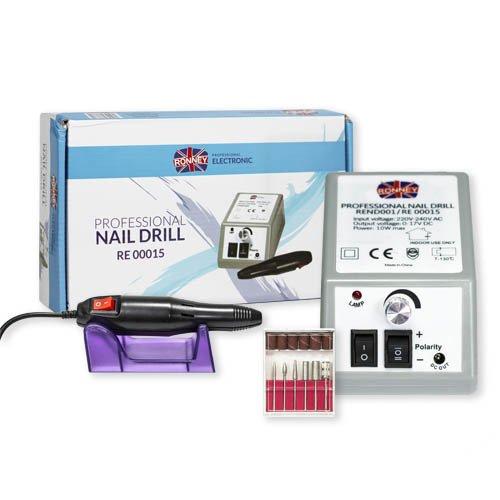 Profesjonalna frezarka do paznokci Ronney Nail Drill RE00015