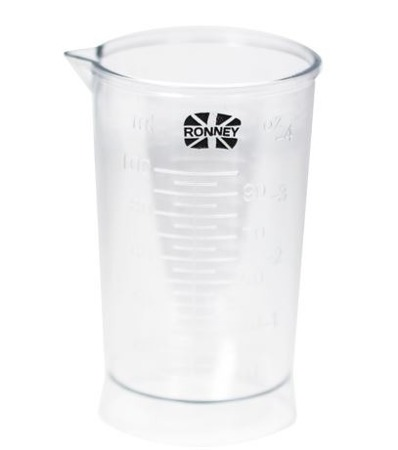 RONNEY Professional Measuring Cup - 181 - Menzurka 100 mm (RA 00181)