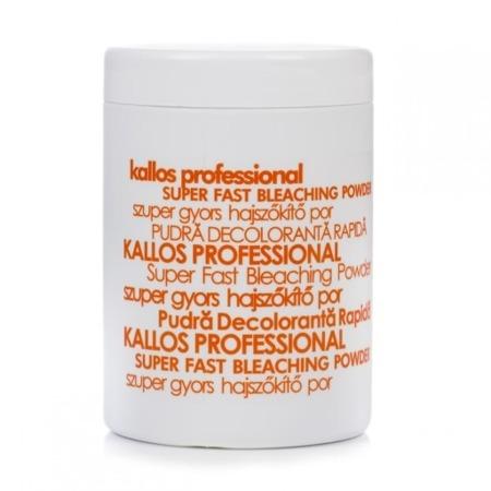 Rozjaśniacz Kallos Super Fast Bleaching Powder 500g